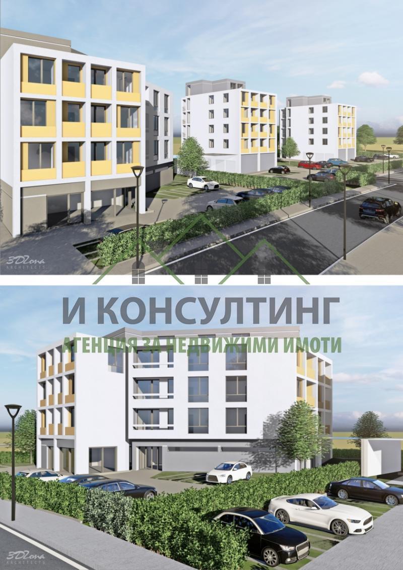 Продажа 3-комнатная гр. София - Младост 3 94m²