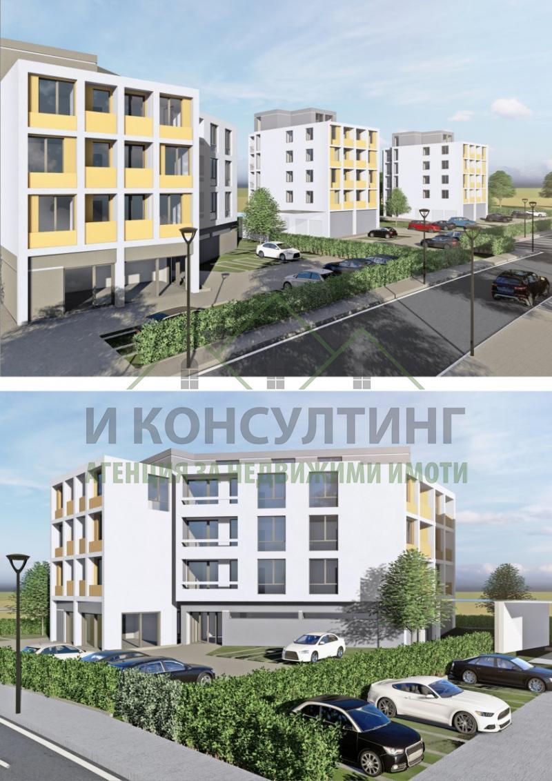 Продажба 2-стаен гр. София - Младост 3 66m²