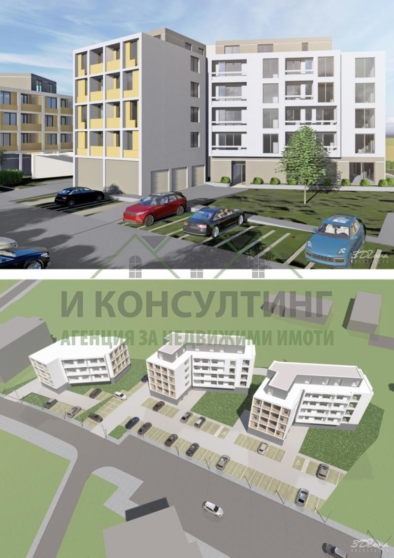Продажба 2-стаен гр. София - Младост 3 67m²