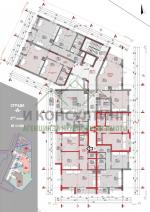 3-стаен, София,<br />Младост 3, 97 м², 107 600 €<br /><label>продава</label>