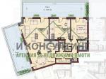 3-комнатная, София,<br />Манастирски Ливади, 197 м², 197 000 €<br /><label>продажа</label>