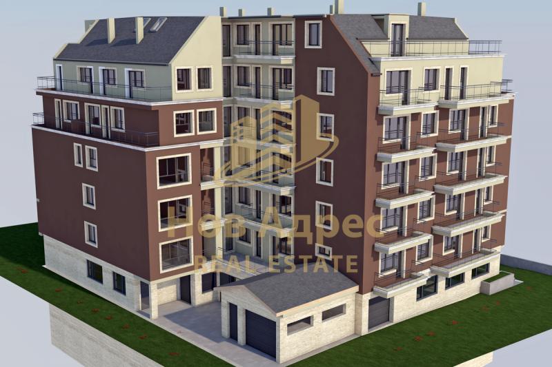 Sale 1-bedroom  Varna - Kaisieva gradina 60m²