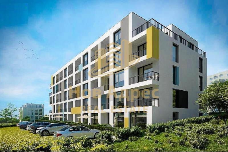 Sale 1-bedroom  Varna - Kaisieva gradina 61m²