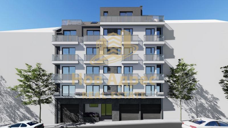 Sale 2-bedroom  Varna - Kolhozen Pazar 87m²
